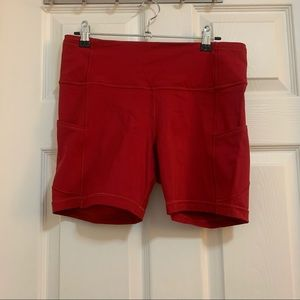 Lululemon Athletica Fast and Free Short 6""